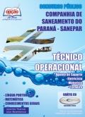 Companhia de Saneamento do Paran� - SANEPAR-T�CNICO OPERACIONAL
