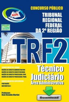 TRF-2ª Região RJ/ES-TRF-2ª REGIãO RJ/ES