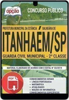 GUARDA MUNICIPAL - 2ª CLASSE