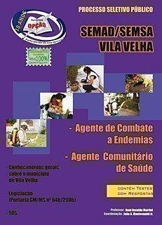 Apostila Agente Comunitário De Saúde E Agente De Combate A Epidemias - Concurs...