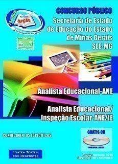 Apostila Analista Educacional-ane  E Analista Educacional/inspetor Escolar - Ane...