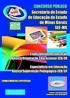 Apostila Especialista  Em Educação Básica Orientação Educacional (eeb/oe) E...