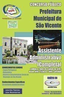 Apostila Assistente Administrativo E Comum  A Todo De Nivel Médio/técnico E Su...