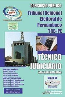 Apostila Tecnico Judiciário-area Administrativa - Concurso Tribunal Regional El...