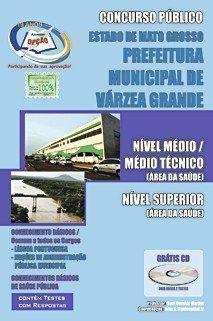 Apostila Comum Na área Da Saúde (niveis Médio/técnico E Superior) - Concurso...