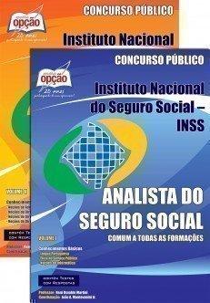 INSS - Instituto Nacional do Seguro Social-ANALISTA DO SEGURO SOCIAL