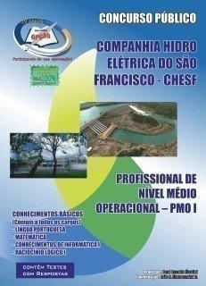 Apostila Comum Aos Cargos De Nível Médio - Concurso Companhia Hidro Elétrica ...
