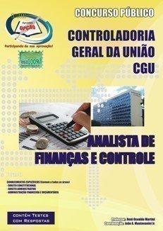 Apostila Analista De Finanças E Controle ( Volume Ii ) - Concurso Controladoria...