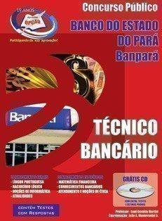 Apostila Técnico Bancário - Concurso Banpara