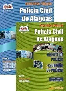 AGENTE DE POLÍCIA CIVIL E ESCRIVÃO DE POLÍCIA CIVIL
