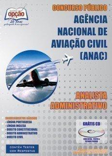 Apostila Analista Administrativo - Concurso Agência Nacional De Aviação Civil...