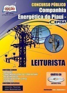 Apostila Leiturista - Concurso Companhia Energética Do Piauí (cepisa)...