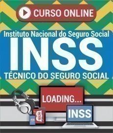 Curso On-Line TÉCNICO DO SEGURO SOCIAL - Apostila Preparatória INSS