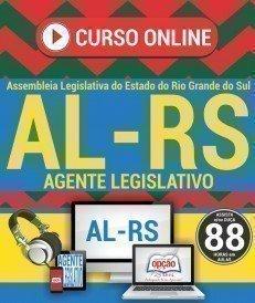 Curso On-Line AGENTE LEGISLATIVO - Concurso AL RS 2018
