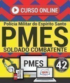 Curso On-Line SOLDADO COMBATENTE - Concurso PM/BM ES 2018