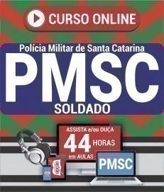 Curso On-Line SOLDADO - Concurso PM SC 2019