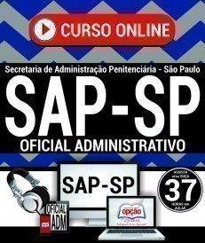Curso On-Line OFICIAL ADMINISTRATIVO - Concurso SAP SP 2018