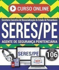 Curso On-Line AGENTE DE SEGURANÇA PENITENCIÁRIA - Concurso SERES PE 2017