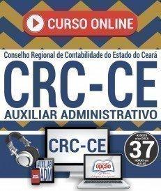 Curso On-Line AUXILIAR ADMINISTRATIVO - Processo Seletivo CRC CE 2017