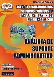 ANALISTA DE SUPORTE ADMINISTRATIVO