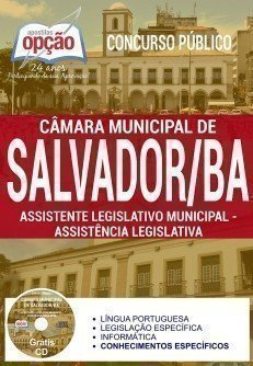 ASSISTENTE LEGISLATIVO MUNICIPAL: ASSISTÊNCIA LEGISLATIVA