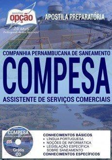 ASSISTENTE DE SERVIÇOS COMERCIAIS