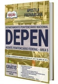 AGENTE PENITENCIÁRIO FEDERAL - ÁREA 5