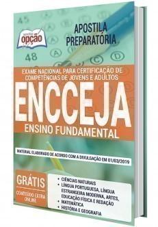 Concurso ENCCEJA 2020 - ENCCEJA - ENSINO FUNDAMENTAL