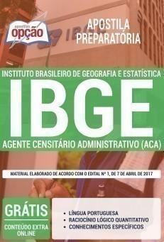AGENTE CENSITÁRIO ADMINISTRATIVO (ACA)