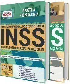 ANALISTA DO SEGURO SOCIAL - SERVIÇO SOCIAL