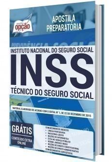 TÉCNICO DO SEGURO SOCIAL