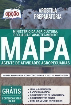 AGENTE DE ATIVIDADES AGROPECUÁRIAS