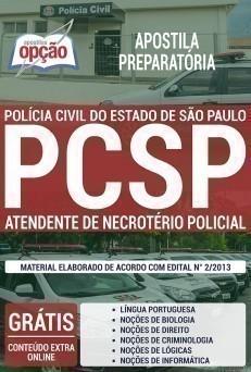 ATENDENTE DE NECROTÉRIO POLICIAL