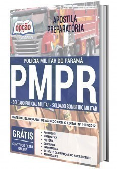 Apostila Soldado PMPR 2018