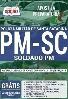 Apostila da Polícia Militar SC CFS