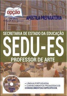 PROFESSOR DE ARTE