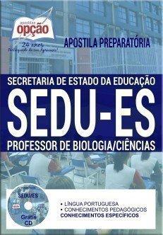 PROFESSOR DE BIOLOGIA/CIÊNCIAS