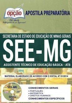 ASSISTENTE TÉCNICO DE EDUCAÇÃO BÁSICA - ATB
