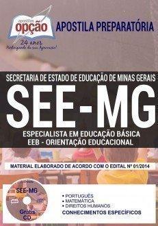 ESPECIALISTA EM EDUCAÇÃO BÁSICA - EEB - ORIENTAÇÃO EDUCACIONAL