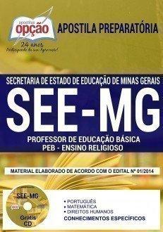 PROFESSOR DE EDUCAÇÃO BÁSICA - PEB - ENSINO RELIGIOSO