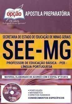 PROFESSOR DE EDUCAÇÃO BÁSICA - PEB - LÍNGUA PORTUGUESA