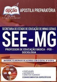 PROFESSOR DE EDUCAÇÃO BÁSICA - PEB - SOCIOLOGIA