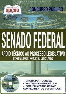 APOIO TÉCNICO AO PROCESSO LEGISLATIVO - PROCESSO LEGISLATIVO