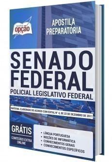 POLICIAL LEGISLATIVO FEDERAL