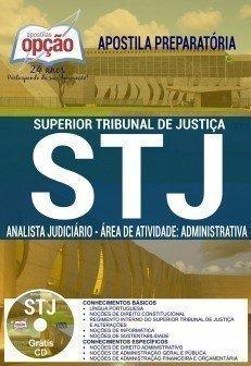 ANALISTA JUDICIÁRIO - ÁREA DE ATIVIDADE: ADMINISTRATIVA