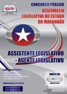 ASSISTENTE LEGISLATIVO - AGENTE LEGISLATIVO