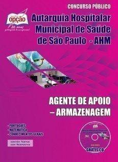 AGENTE DE APOIO - ARMAZENAGEM