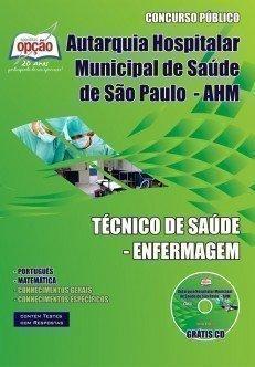 TÉCNICO DE SAÚDE - ENFERMAGEM