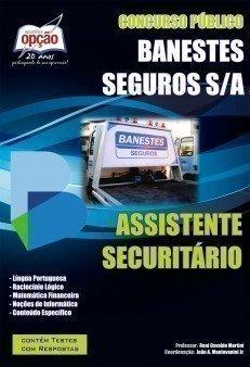 Apostila Assistente Securitário - Concurso Banestes Seguro S/a...