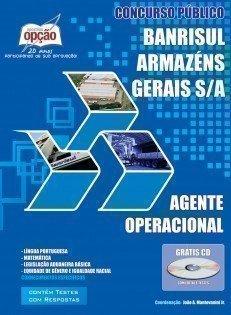 Apostila Agente Operacional - Concurso Banrisul Armazéns Gerais S/a...